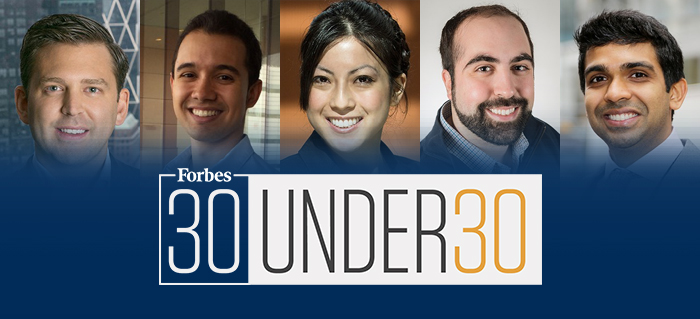 6 U-M Business School Graduate named to Forbes 30 Under 30